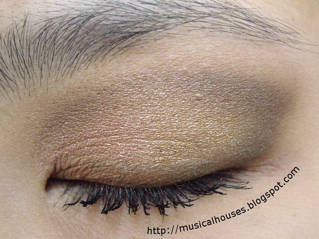 neutral brown eye look 2