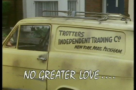 Only Fools And Horses Series 2 Episode 4 No Greater Love Full Script