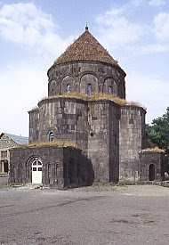 Kars Cathedral, seen from the southwest, 50 km northwest of Ani. Click for more. (VirtualANI)