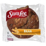 Chef Pierre Bran Individually Wrapped Muffin 4oz (PACK OF 24)