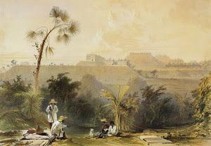 Lámina 13: General View, Uxmal