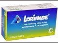 حبوب لورينيز للتخلص من أعراض الحساسية والبرد