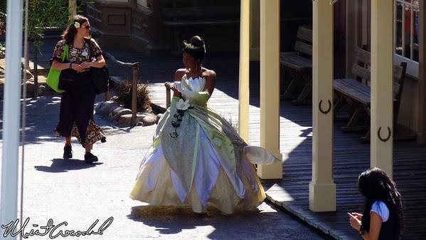 Disneyland, Princess Tiana
