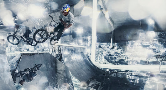 "Red Bull ""Mirror Park"" Featuring Courage Adams and Paul Tholen"