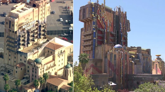 'Guardians of the Galaxy' free-fall ride debuts Saturday at Disney's California Adventure |