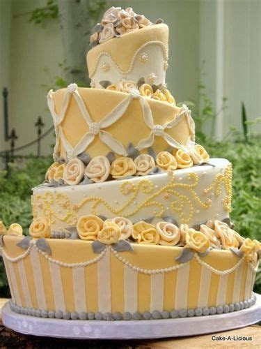203 best images about Topsy turvy wedding cakes on