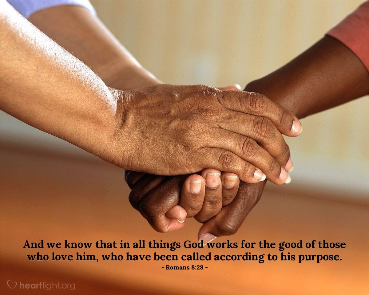 Illustration of Romans 8:28