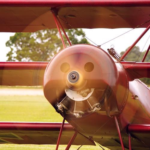 Happy little Fokker