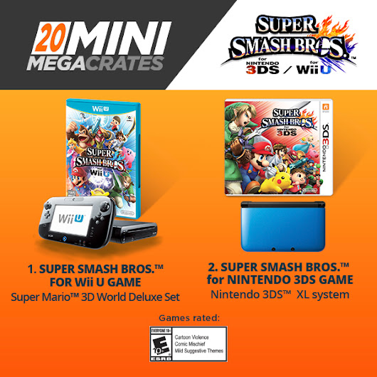 November Mini Mega Crates