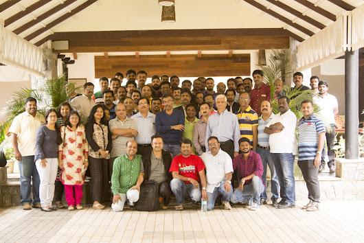 Vee Technologies Managers' Goal Setting Meet 2017