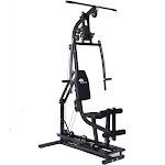 Nutritional Institute LLC Multifunctional Home Gym Station Workout Machine Training Steel SP36456+
