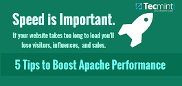 5 Tips to Boost the Performance of Your Apache Web Server