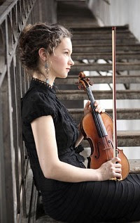 Hilary Hahn. Photo courtesy artist
