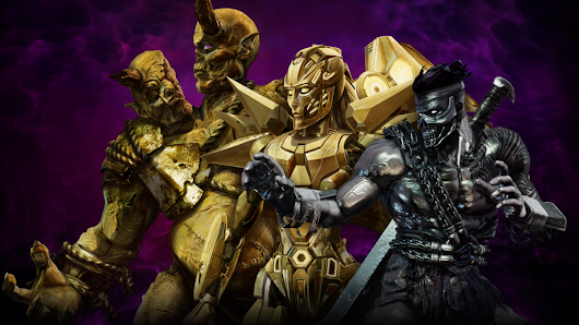 Killer Instinct Gold Skin Pack 7 Available Now