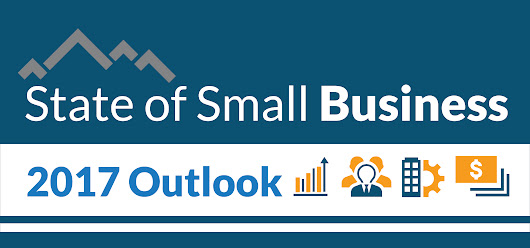 2017 State of Small Business in a Word: Upbeat