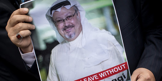'I can't breathe': Transcript of audio recording from Jamal Khashoggi's murder reportedly describes him gasping for air in his last moments — The Psycho Path