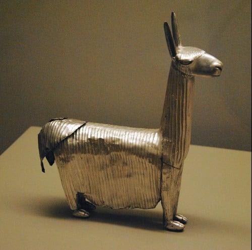 Inca Silver Alpaca