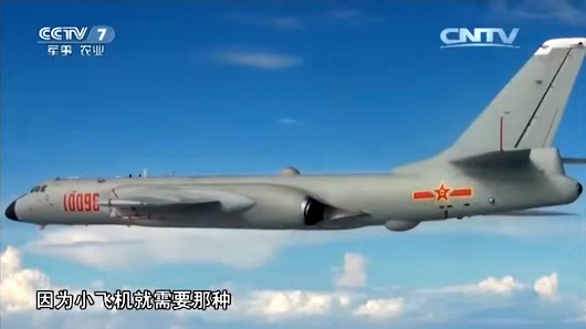 China Signals Resolve with Bomber Flights Over the South China Sea