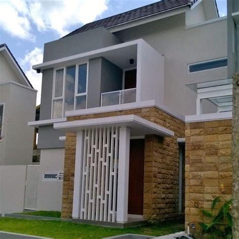 teras rumah mewah - desain rumah