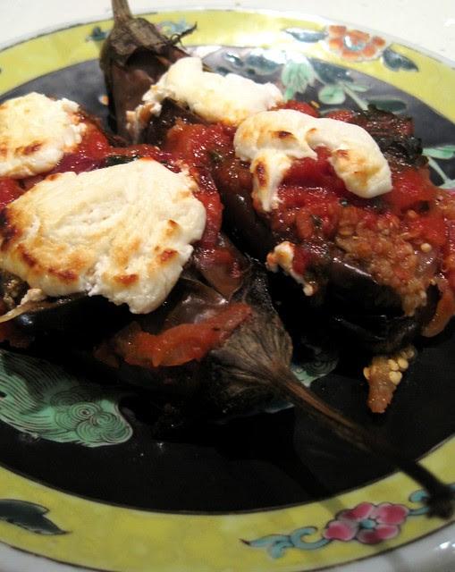eggplantquinoa