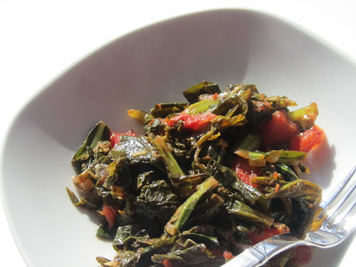 Greens & Tomaters