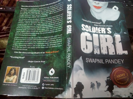 Book review – Soldier's Girl