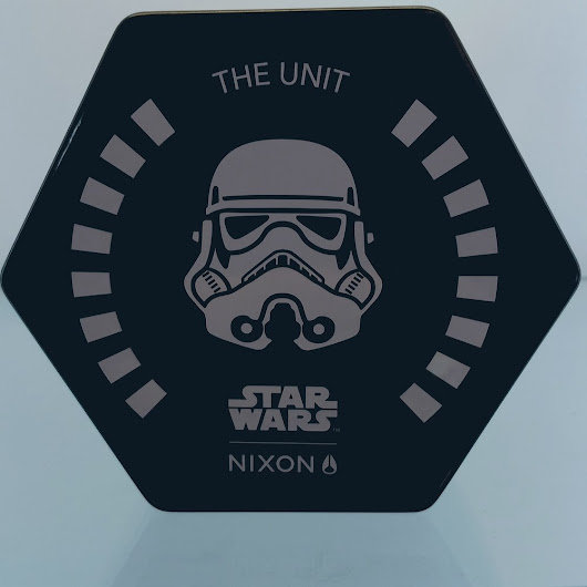 "Star Wars Nixon ""The Unit"" Digital Watch Review"