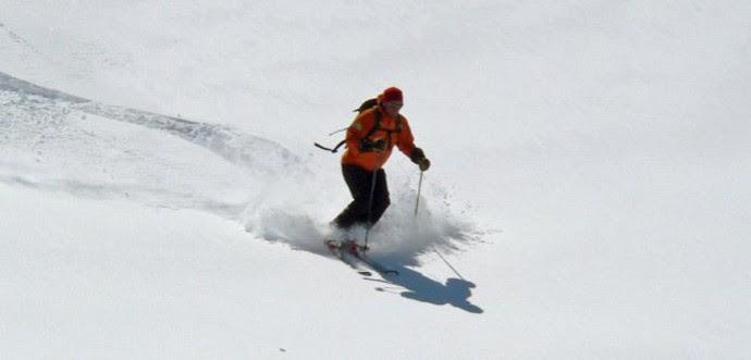 Esqui Thomas Weller (Foto: Divulgação/Site Oficial Thomas Weller)