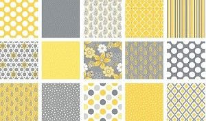 Gray Matters Fabric Collection