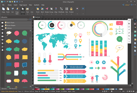 10000+ Free Infographic Elements - Vector, Editable