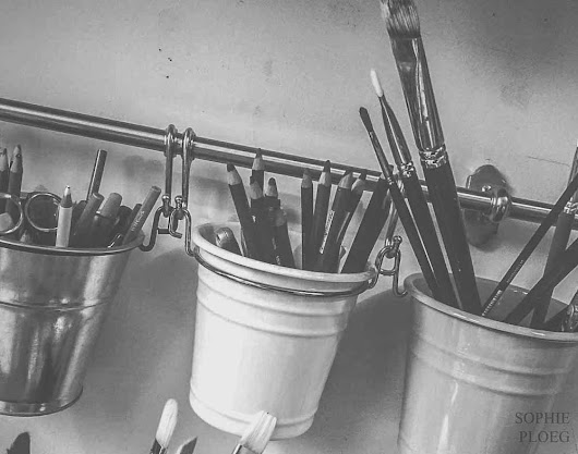 Organise your Studio - SOPHIE PLOEG