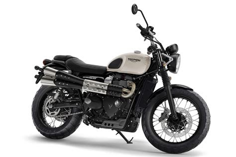 triumph street scrambler review  fast facts