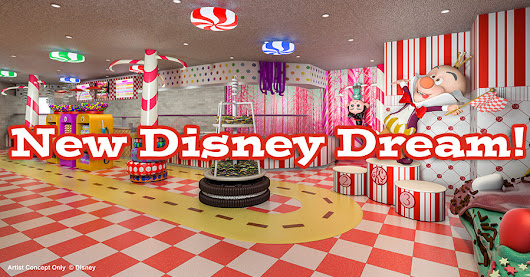 Disney Dream Changes Coming in 2015 | Tiki Room Travel