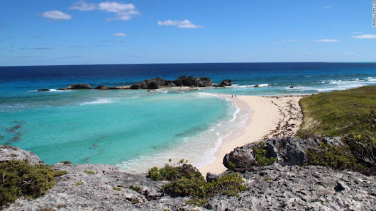 North and Middle Caicos: The unspoiled Caribbean