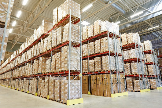 "E-Commerce and the Rise of the ""Big Bomber"" Distribution Center"