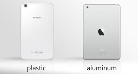 Samsung, Galaxy Tab 3, iPad Mini, Apple, tablet, đọ cấu hình