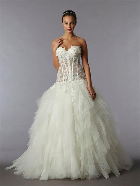 Kleinfeld wedding dresses   weddingcafeny.com