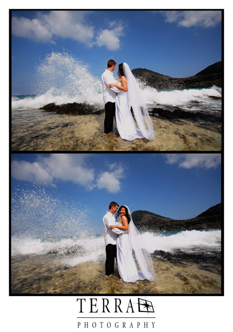 Fine Art Hawaii Destination Wedding Photography