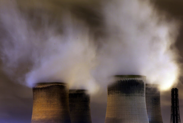 Canadian-based Talisman Energy helped launch a public relations project designed to cast doubt on scientific evidence linking human activity to global warming.