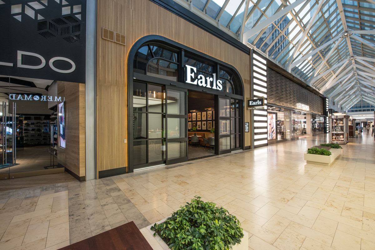 Earls Kitchen Bar Exterior