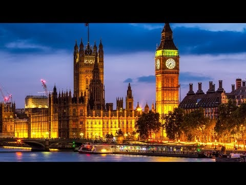 Would you like a tour of London without Covid risks? | Relaxing Music | Study Music | Meditation