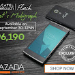 Alcatel Flash2 Flash Sale on Sept 30 ONLY at Lazada!