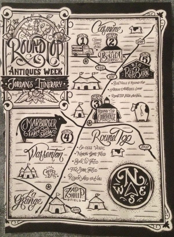 map of roundtop....in case i ever get to go