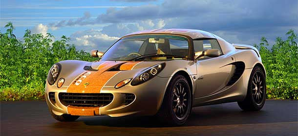3-Lotus Hemp Eco-Elise