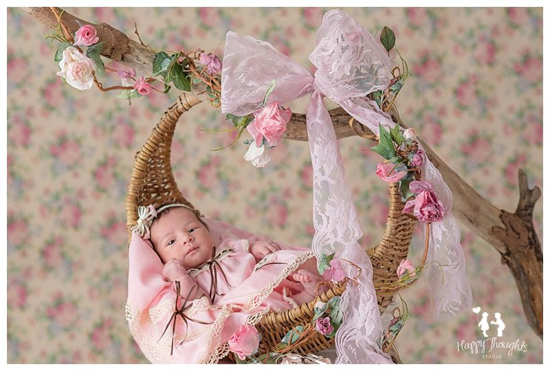 Newborn Baby Girl 001 Happy Thoughts Studiohappy Thoughts Studio