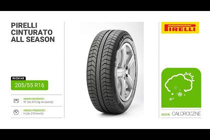 Opony Pirelli P7 Cinturato 20555r16