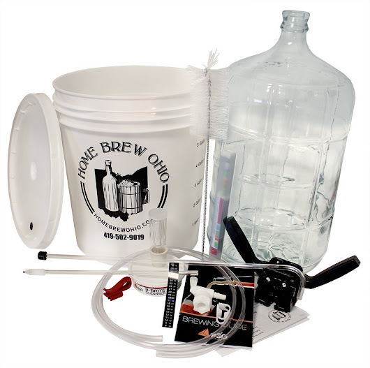 Monster Brew Gold Homebrew Kit – Easy Beer And Wine