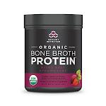 Organic Bone Broth Protein Nitro Beet + Strawberry 3-Pack | Ancient Nutrition