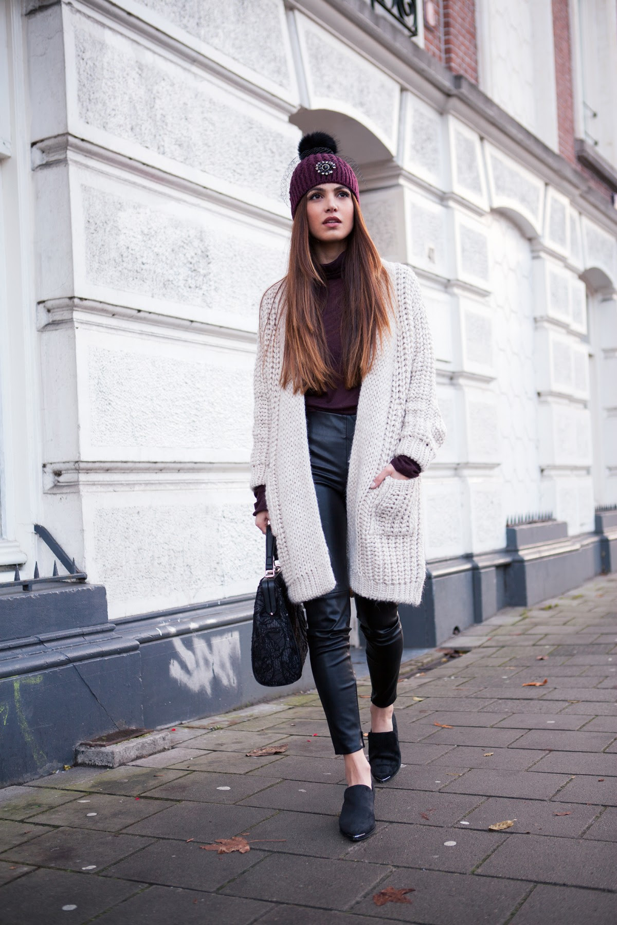 long cardigan outfits an autumn fashion trend  just