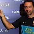 """I hope to continue here and renew my contract soon,"" explains Xavi Hernández during his #CampNouLive interview 